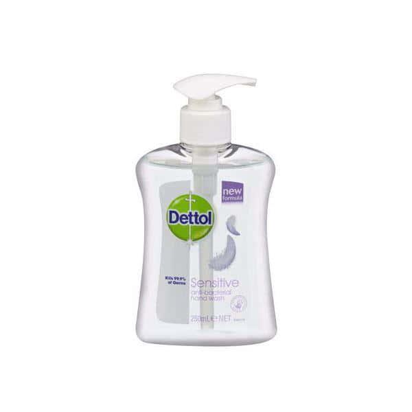 تصویر مایع دستشویی آنتی باکتریال دتول