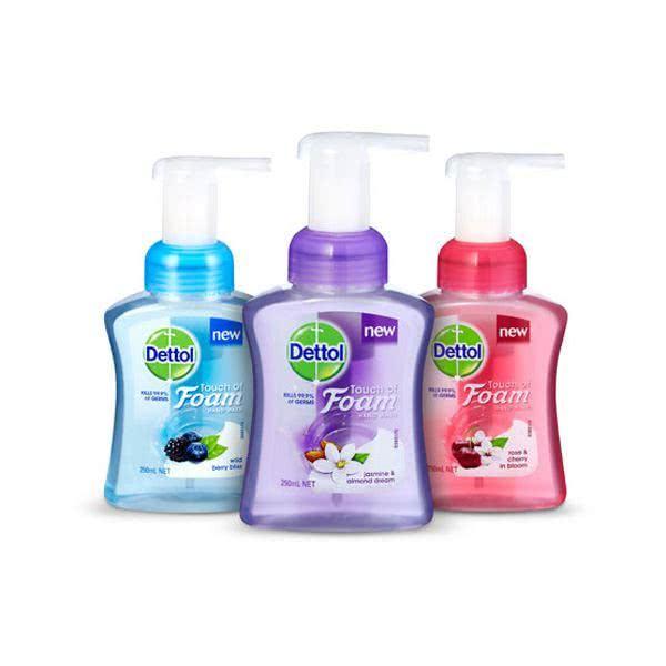 تصویر محلول صابونی شستشوی دست دتول