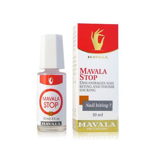 تصویر محلول جلوگیری از جویدن ناخن ماوالا