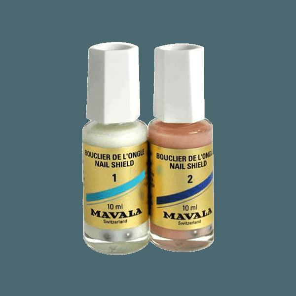 تصویر محلول استحکام بخش و محافظ ناخن های شکننده ماوالا