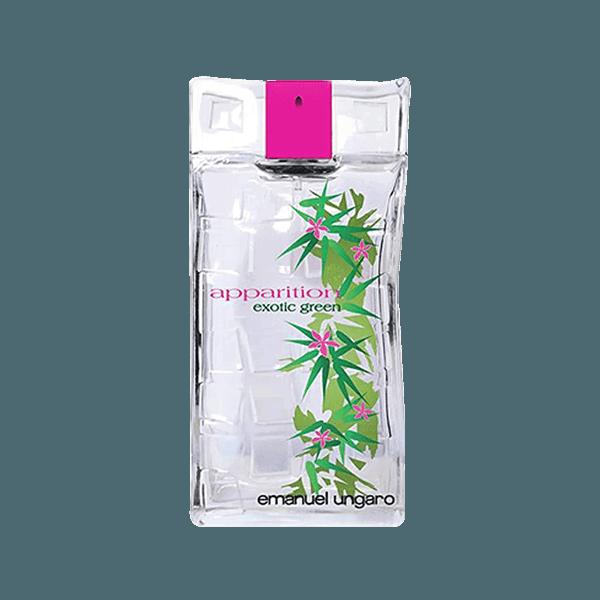تصویر عطر زنانه امانوئل اونگارو اپریشن اگزوتیک گرین