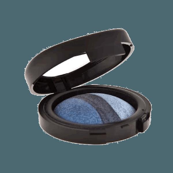تصویر سایه چشم 3 رنگی تراکوتا فلورمار