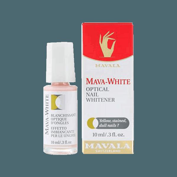 تصویر محلول بهبود دهنده رنگ ناخن ماوالا