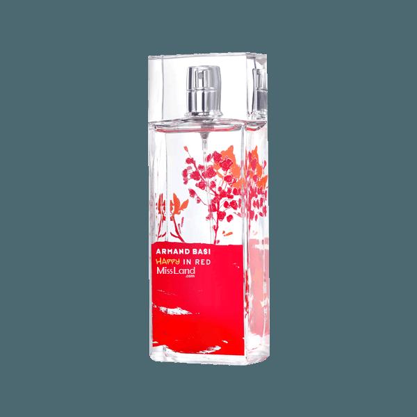 تصویر عطر زنانه آرماند باسی هپی این رد
