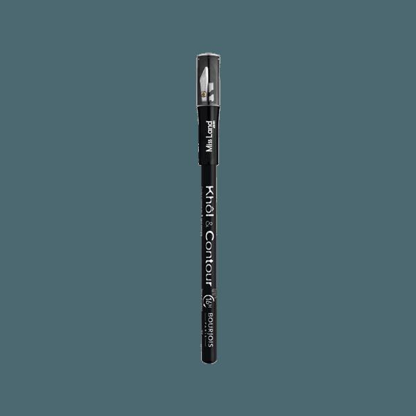 تصویر مداد چشم با مدادتراش بورژوا