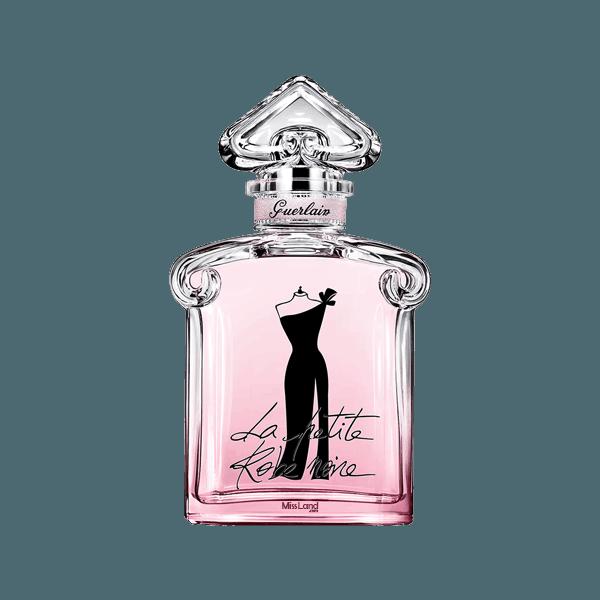 تصویر عطر زنانه گرلن لا پوتی روب نویر کاتور
