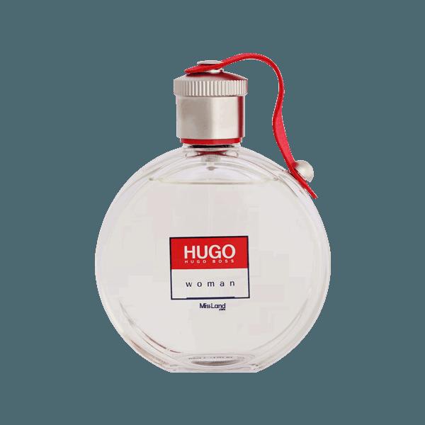 تصویر عطر زنانه هوگو باس هوگو ومن