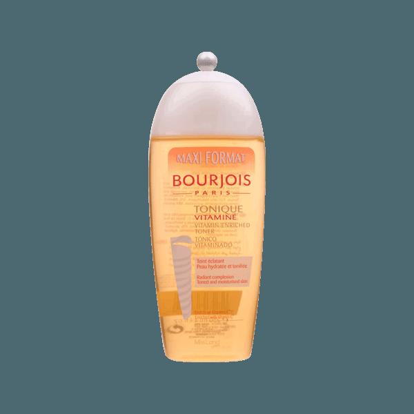 تصویر تونر پاک کننده آرایش غنی با ویتامین بورژوا