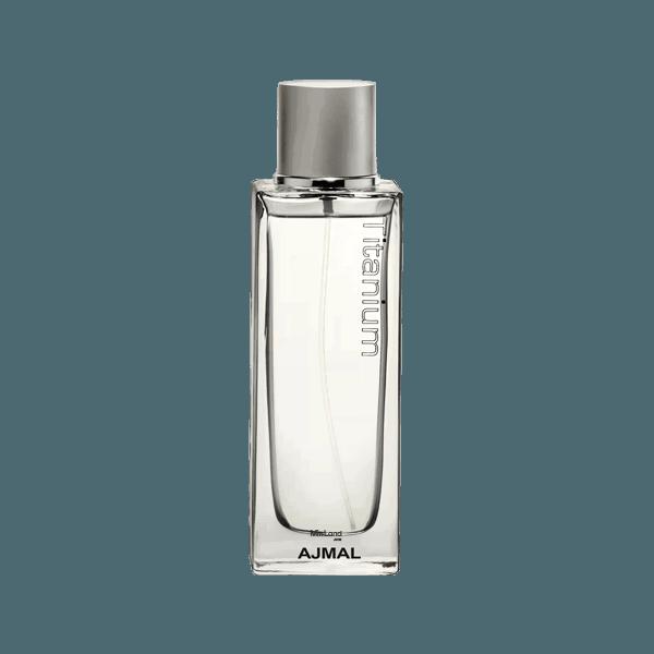 تصویر عطر زنانه اجمل تیتانیوم