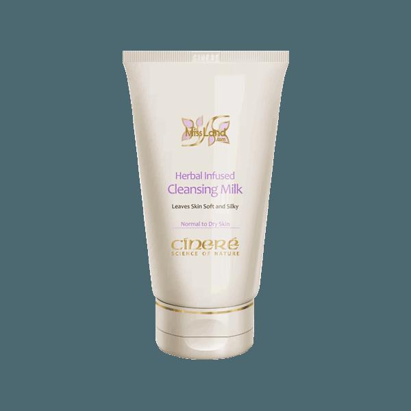 تصویر شیر پاک کن مخصوص پوست خشک و معمولی سینره