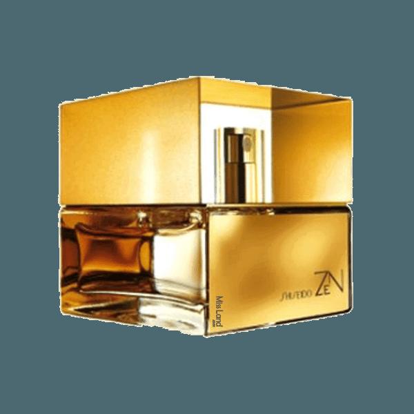 تصویر عطر زنانه شیسیدو زن گلد