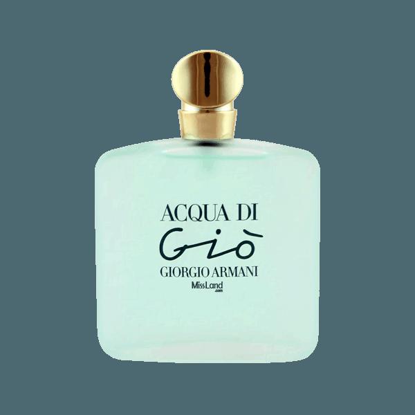 تصویر عطر زنانه جورجیو آرمانی آکوا دی جیو