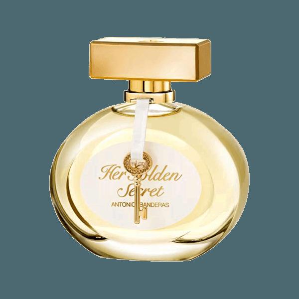 تصویر عطر زنانه آنتونیو باندراس هر گلدن سکرت