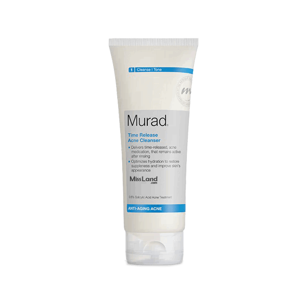 Time-Release-Acne-Cleanser