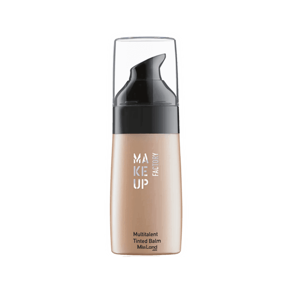 Makeup Factory Multitalent Tinted Balm Foundation