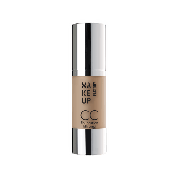 Makeup Factory CC Foundation