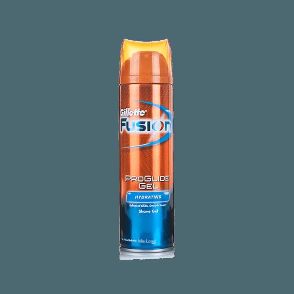 Gillette Fusion shave Gel