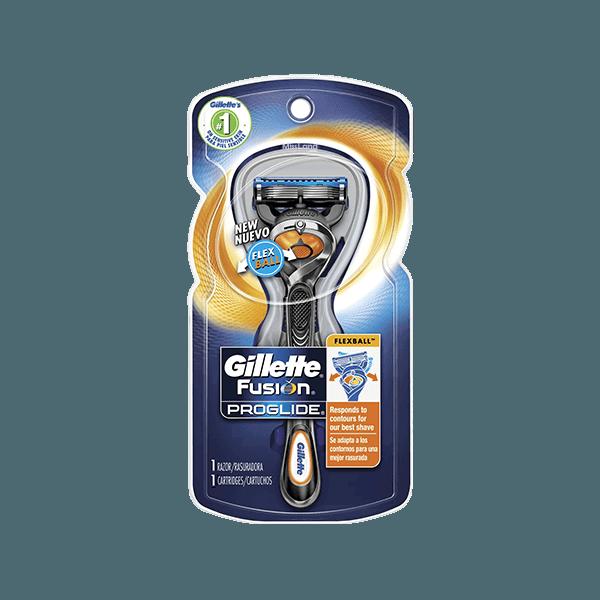 Gillette Proglide Flexball Razor