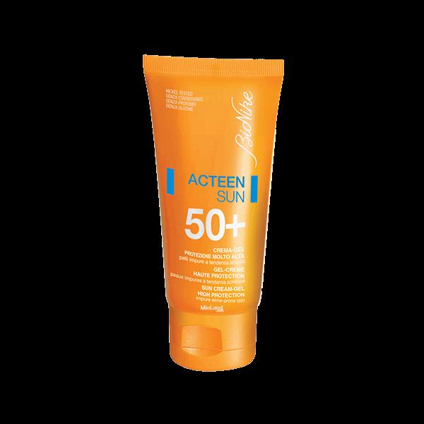 تصویر کرم ضد آفتاب SPF 50 بیونیکه