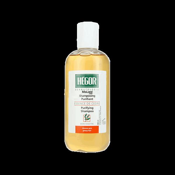 تصویر شامپو پاک کننده موهای چرب سدر هگور