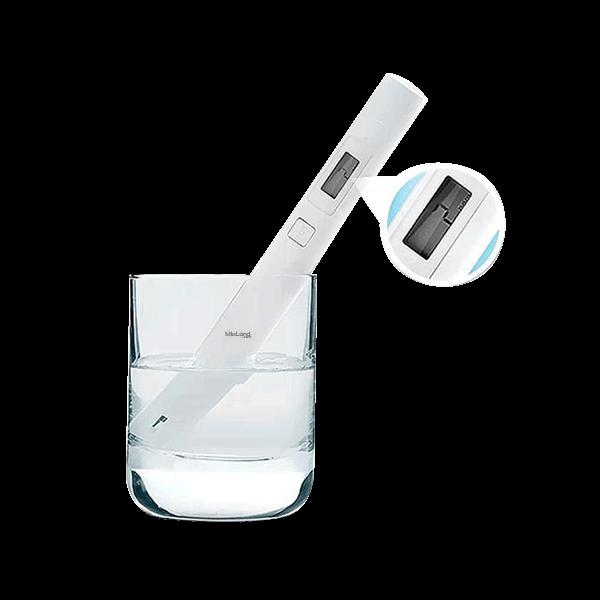تصویر تستر کیفیت سلامتی آب شیائومی