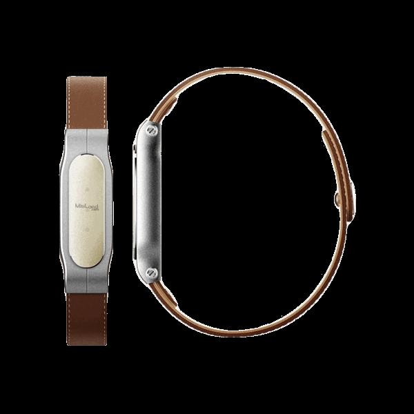 تصویر بند چرمی دستبند سلامتی شیائومی