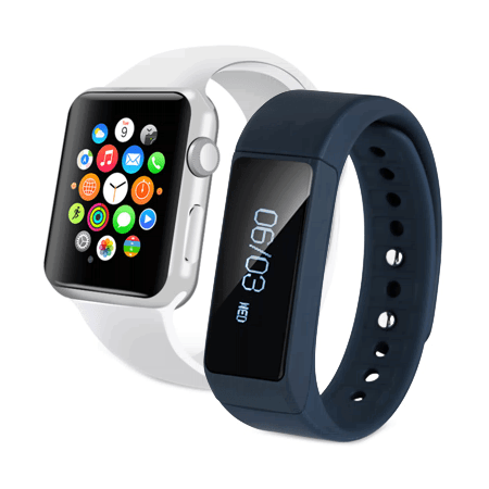 خرید اینترنتی ساعت هوشمند و دستبند سلامت