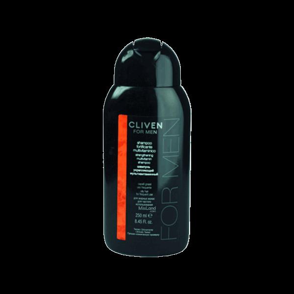 تصویر شامپو تقویت کننده مخصوص موهای چرب کلیون