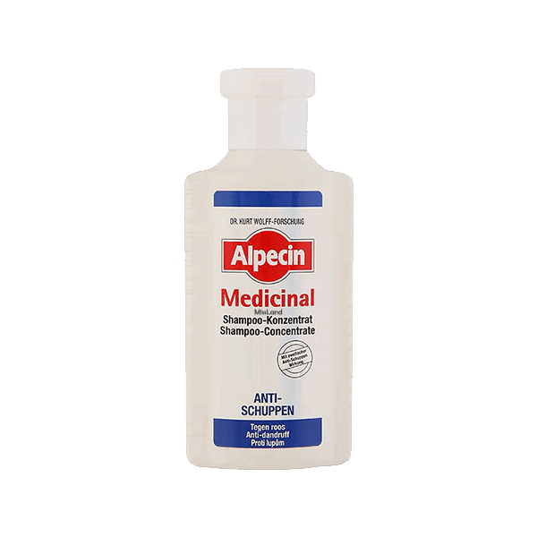 تصویر شامپو ضد شوره مدیسینال آلپسین