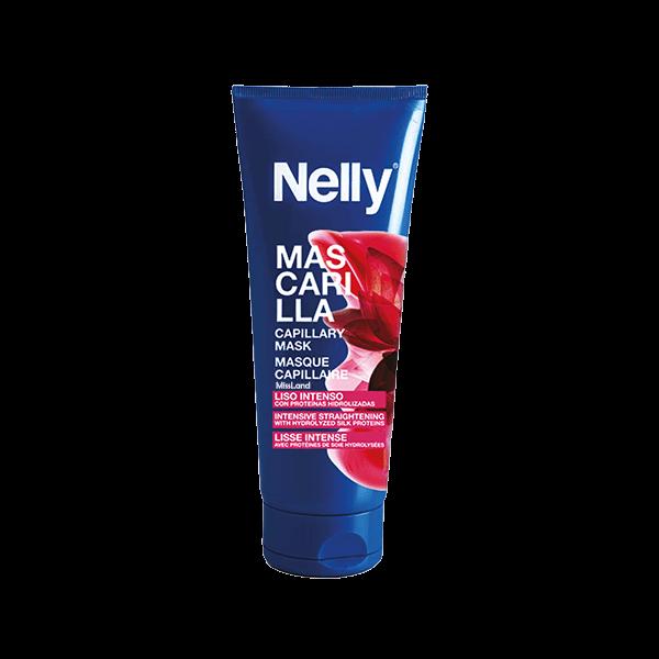 تصویر ماسک مو صاف کننده سیلک پروتئین نلی