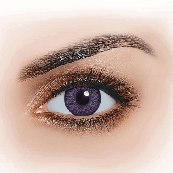تصویر لنز چشم رنگی کالربلندز فرشلوک