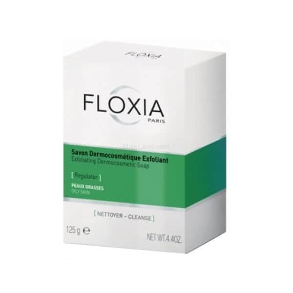 تصویر صابون تنظیم کننده چربی پوست فلوکسیا