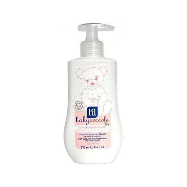 تصویر شیر تمیز کننده و مرطوب کننده بیبی کوکول