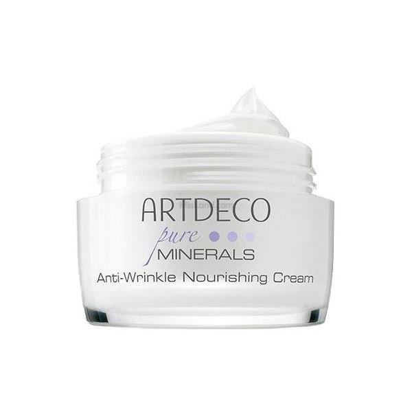 تصویر کرم درمانی ضد چروک و تغذیه کننده پوست صورت حاوی مواد معدنی آرتدکو