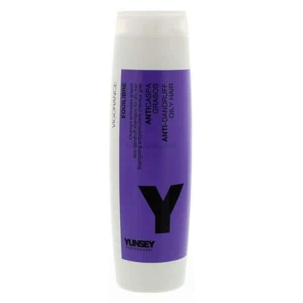 تصویر شامپو درمان شوره سر مناسب موهای چرب یانسی