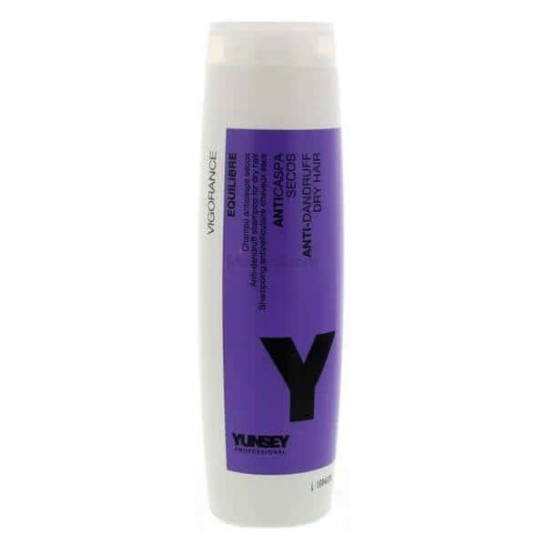 تصویر شامپو درمان شوره سر مناسب موهای خشک یانسی