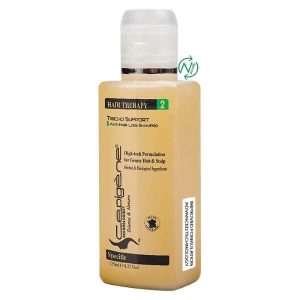 تصویر شامپو نوول ضد ریزش انواع مو سپیژن