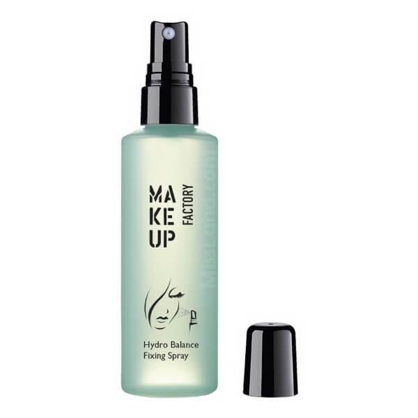 تصویر اسپری مرطوب کننده و تثبیت کننده آرایش میکاپ فکتوری